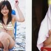 日本美女助力足球!甜美可人