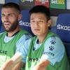 西甲-武磊替补出场铁闸红牌 西班牙人0-2主场全负