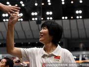 """郎平:世锦赛拿铜牌真是""""吐血""""了 朱婷身体很好"""