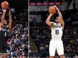 米尔斯三分球10中10开始新季 NBA史上仅此一人