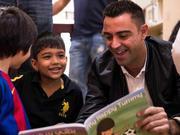 哈维:卡塔尔世界杯独一无二 我想劝所有人来参加