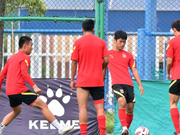 中乙-U20國青0-2青島海牛4輪不勝 排名滑至第6