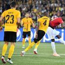 半場-盧克肖造點博格巴梅開二度 曼聯客場2-0領先