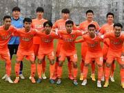 足协杯首轮晋级 北京理工献给全校师生的精彩