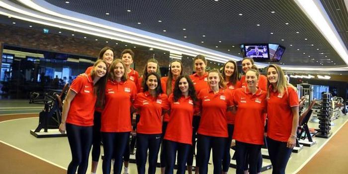 奧運資格賽土耳其女排14人名單 中國隊第一勁敵