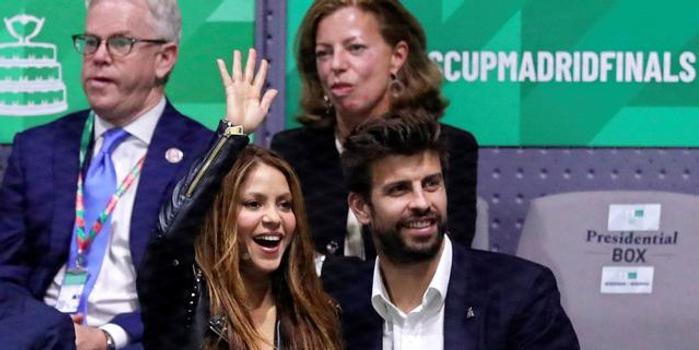 皮克:成为巴萨主席?现在我在网球上非常享受