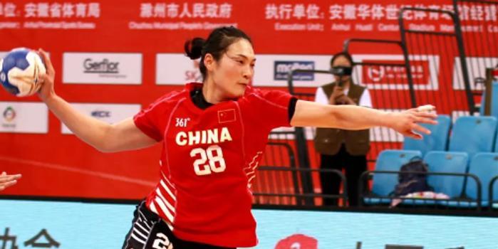 中國女子手球3分憾負于朝鮮 奧運出線危機重重