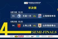 正在直播足协杯半决赛:上海上港VS山东鲁能