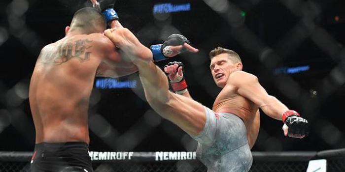 汤普森UFC244回归对决卢奎 阿尔洛夫斯基同晚出战