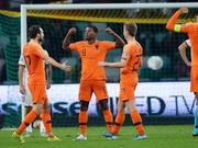欧预赛-利物浦悍将梅开二度+世界波 荷兰2-1客胜