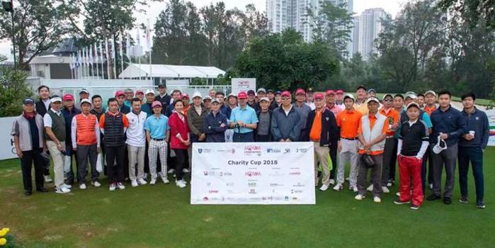 第61届香港高尔夫公开赛首办Beat the Pro慈善挑战赛