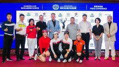 东北首次举行 CLPGA铁岭龙山高尔夫挑战赛引热议