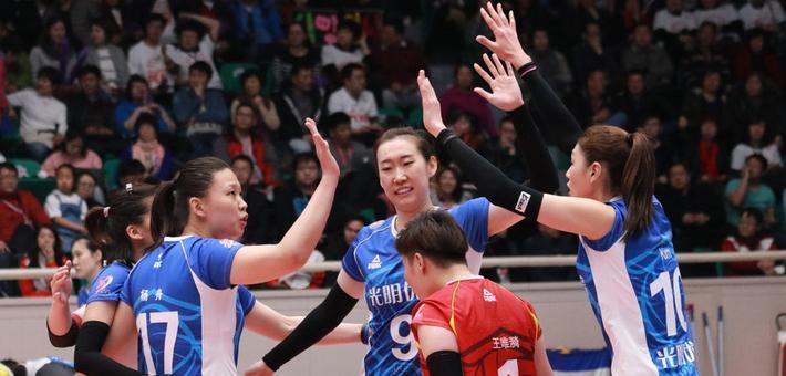 决赛第二回合天津1-3上海