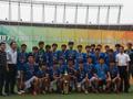 工体迎北京校园足球最高对决 BTV用中超规格全面推广