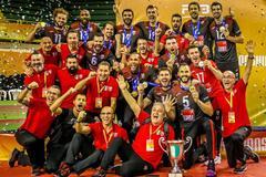 意大利豪门揽男女排世俱杯冠军 奇维塔诺瓦首夺冠