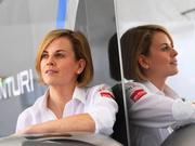 苏西-沃尔夫专访:为女性参与赛车运动开路
