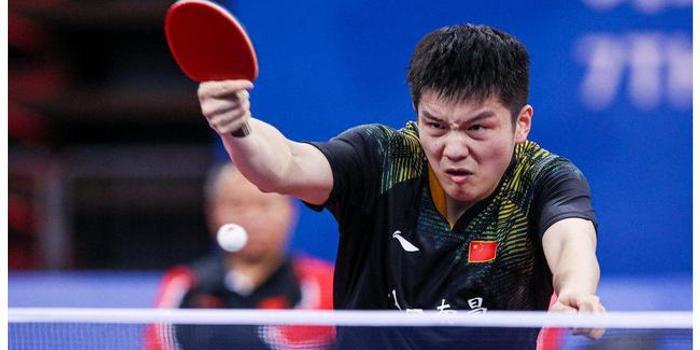 军运会樊振东零封郑荣植夺冠 中国队包揽六枚金牌