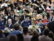 世界杯来了!四年前你在哪?那年夏天的你和我