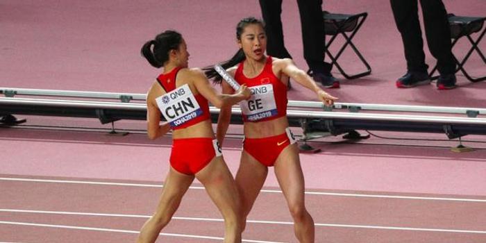 接力女队回应交接失误原因:东京奥运继续努力