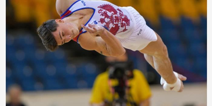体操世界杯达拉洛扬两次掉械夺冠 孙炜夺得银牌