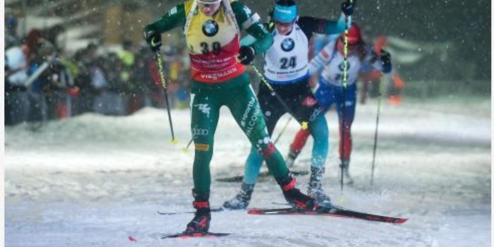 冬季两项世界杯 库兹米娜获女子短距离赛季冠军