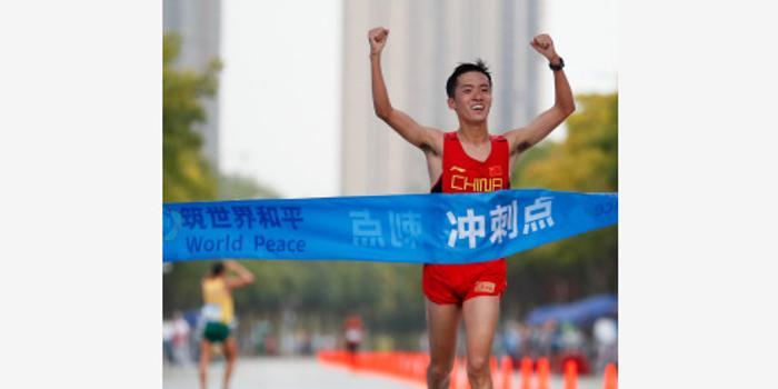 军运会中国田径再添4金 开赛以来田径项目最大胜利
