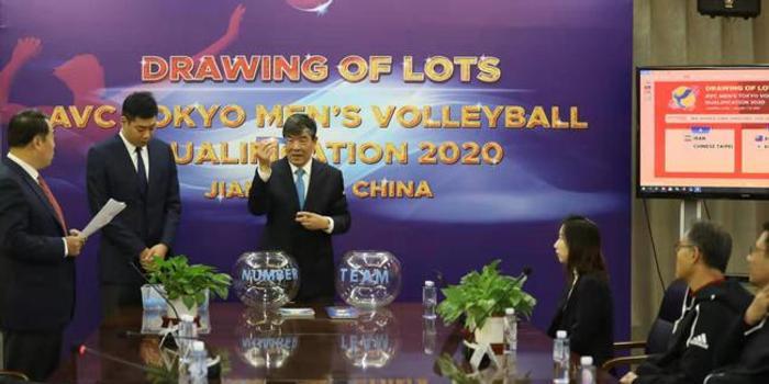 奥运资格赛中国男排抽到好签 面临时间紧任务重