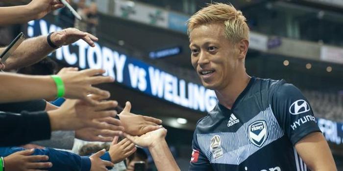 本田圭佑:我会努力训练 争取参加东京奥运会