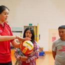 赵蕊蕊助阵!全国业余排球精英赛广州总决赛开幕