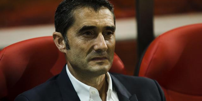 巴萨高层曝不执行续约条款 巴尔韦德赛季末离任