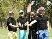 全明星高尔夫球队5月赛落幕 廖京生获净杆冠军