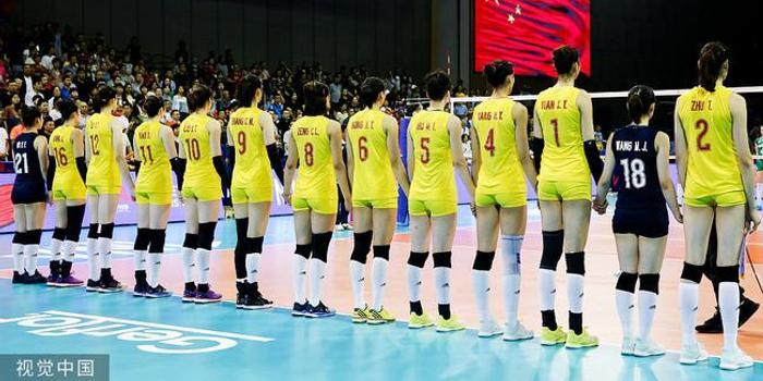 中国女排8月北仑冲东京奥运资格 男排抽到上上签