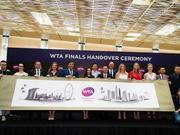 WTA年终总决赛进入深圳时间 未来十年相约鹏城
