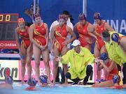 世锦赛中国女子水球无缘8强 拼尽全力不留遗憾