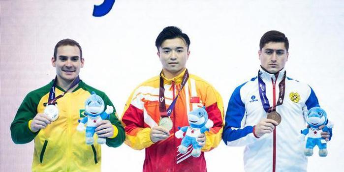 吊環上演巔峰對決 劉洋與扎內蒂相約東京奧運會