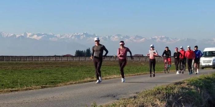 做好防護無礙訓練 中國競走隊國內外積極調整備戰