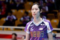 朱婷首夺中国女排联赛冠军 职业生涯金牌数达17枚