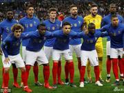欧预赛最新积分榜:英法连胜第1 德国第2葡萄牙第3