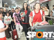 郎平:中国女排阵容在磨合中 盼世联有更多默契
