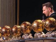 加媒:梅西金球数超C罗才公平 他本来就高C罗一头