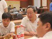 张书泰博士:在中国与欧洲之间建一座围棋的桥梁