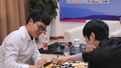 柯洁与李世石:这个时代 属于围棋的最好相逢