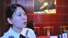 金彩瑛:对崔精连败压力很大 儿时梦想终于实现