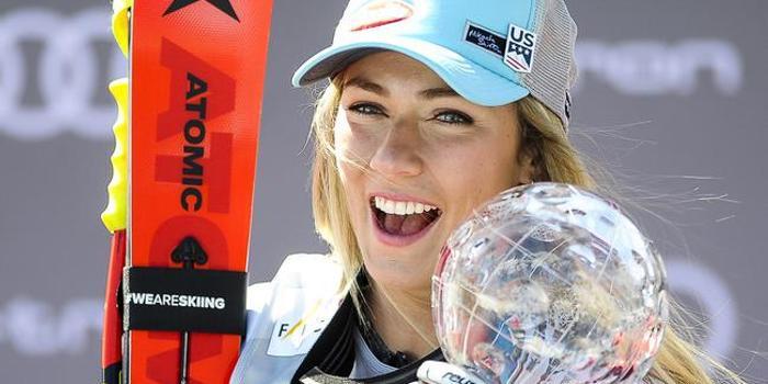 高山滑雪世界杯潘特豪称雄大回转 女子希弗林夺冠