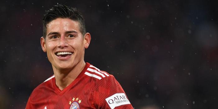 J罗:我在拜仁很开心很舒服 科瓦奇肯定能拿冠军