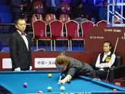 世锦赛郑宇伯进决赛约战梅林 韩雨刘莎莎女子争冠