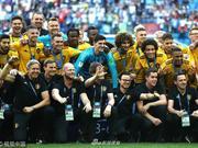 10年前只比国足高5名的比利时 凭啥能拿世界第3?