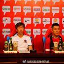 杨晨解说完世界杯火速回归 高洪波:该为目标前进了