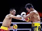 孙想想成IBF亚洲初代拳王 杰恩斯赢拳积分面临大涨
