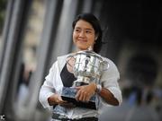 李娜将在澳网决赛给冠军颁奖 中国人首获此殊荣